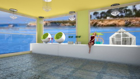 room - Modern - Living room - by meo mai