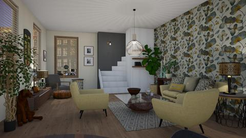 ARTISAN FLOORING template - Modern - Living room - by janip