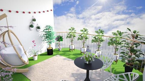 breathe - Modern - Garden - by sonakshirawat175