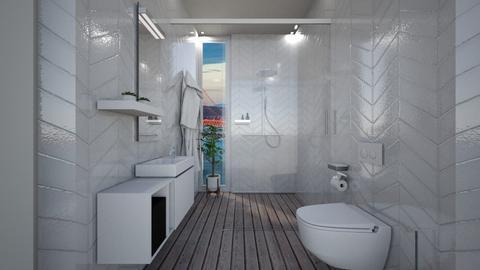 Casa171Bathroom - Modern - Bathroom - by nickynunes