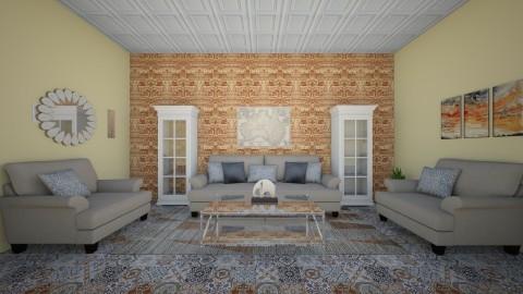 Travelers dream - Living room - by kylathemermaid