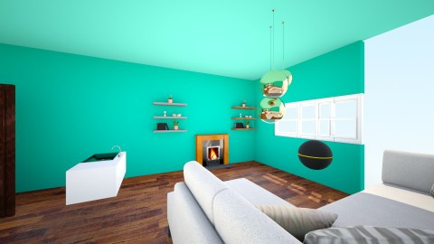 Kids room in my new house - Kids room - by Marcella Milne