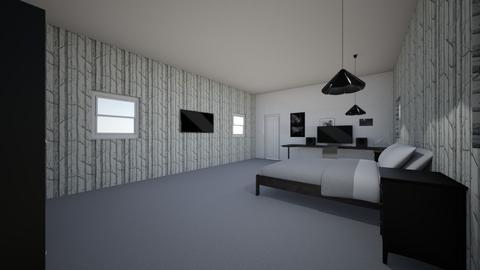 matts room - Classic - Bedroom - by Matthew Waters