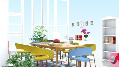 sl - Country - Office - by soclounge