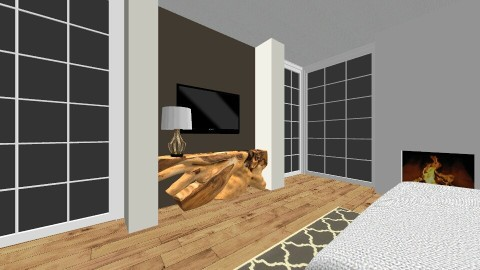 ski bunnies - Bedroom - by tawnrena