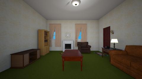 Family Home Summer - Living room - by WestVirginiaRebel