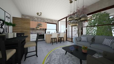 f - Living room - by paula123h