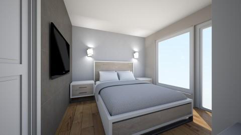 My dream home 2 - Modern - Bedroom - by aleksandra8
