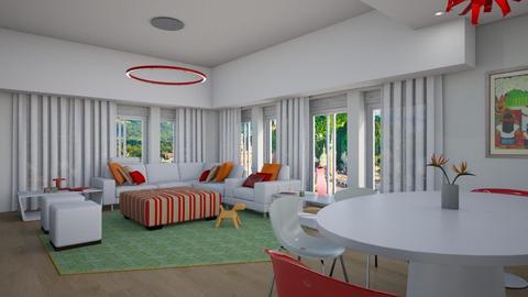 linc - Modern - Living room - by Tree Nut