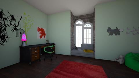 Dream Room - Bedroom - by 24rhoward1