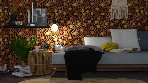Cozy room - Classic - Living room - by HenkRetro1960