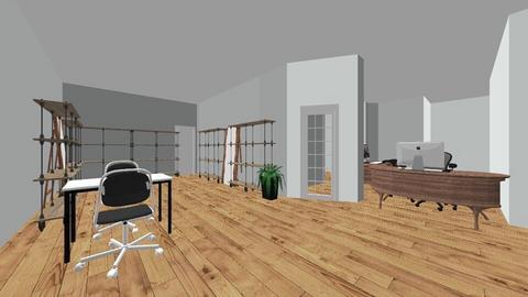 Suite 110 - Office - by hannahtotten
