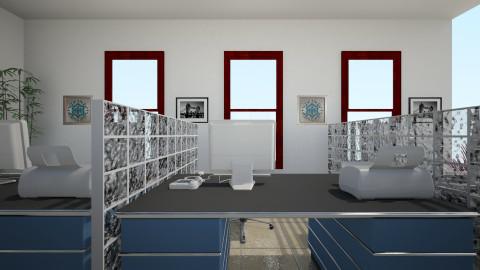 Area De Oficinas - Office - by Andrea Vega
