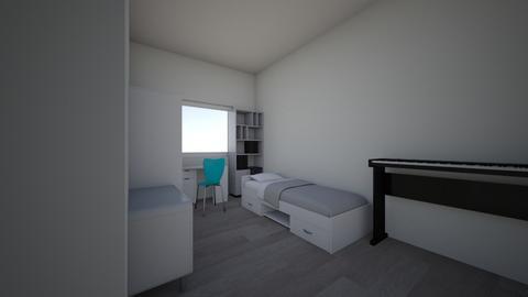 pokoj 1 - Kids room - by sonaglasova