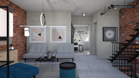 Minimal - Modern - Living room - by Tree Nut