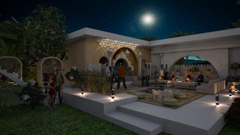 Garden Party - by marocco