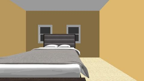 Bedroom AW - Bedroom - by 11awilliams