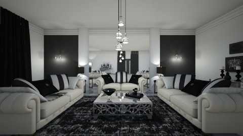 24052017 - Classic - Living room - by matina1976