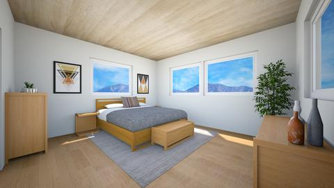 DWR Pearson Master - Bedroom - by mikaelawilkins