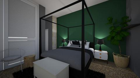 bedroom - by siara_freyer