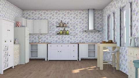 28 - Kitchen - by Raven Storme