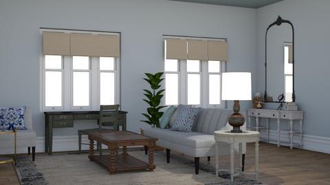Livingroom - by Katie Whitley