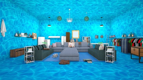 hmmmmmm - Living room - by ravalonna