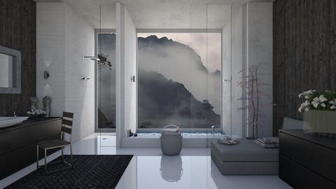 Haze - Bathroom - by eevmo