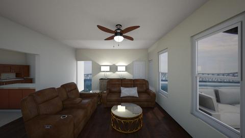 Saige living1 - Living room - by jilieboo