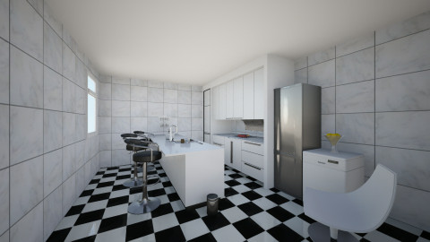 Bucatarie 10 - Glamour - Kitchen - by Ionut Corbu