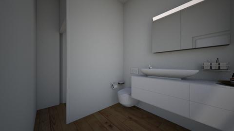 B1 - Bathroom - by francoisheitz