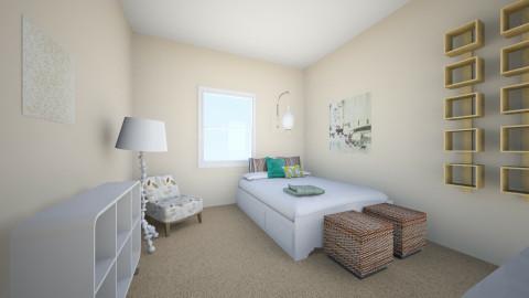 syds room - Modern - Kids room - by spdrmunki