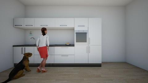 Cozy Kitchen - Modern - Kitchen - by fun_styler