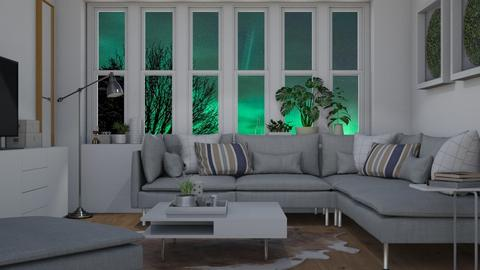 Ikea - Living room - by Tuija