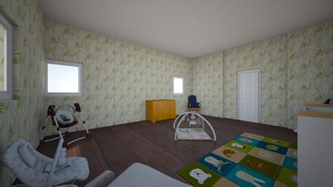 baby room - Kids room - by kaylaharron420