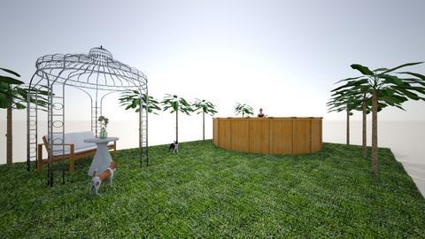 garden - by albyrne