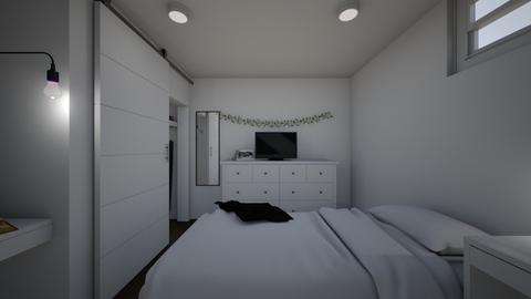 room plans - Bedroom - by jenna soerens