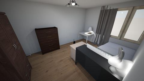 tak bylo TEZ 5 - Bedroom - by kassqqaa