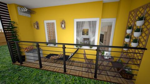 balcony - Garden - by aidual