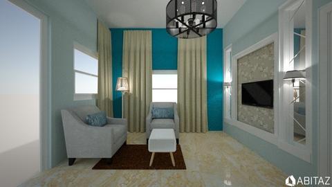 emeka pearl garden - Living room - by DMLights-user-1347648