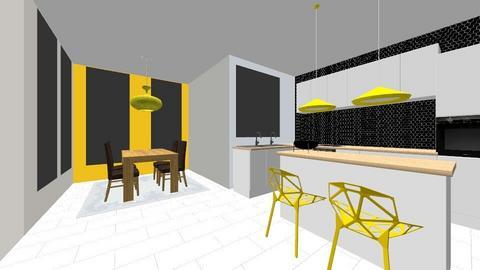 6 - Kitchen - by eby_bond