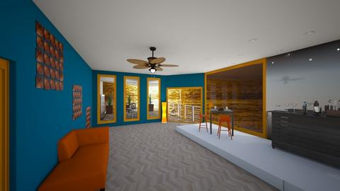 Haring Oak Havanna Nights - Living room - by HazelMP