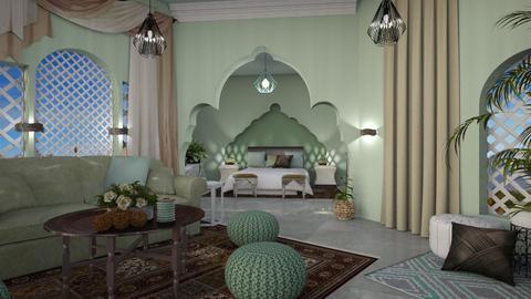 Mint - by marocco