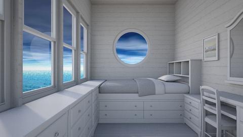 Coastal - Bedroom - by lauren_murphy