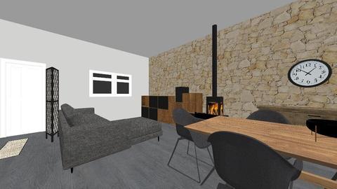 Projet Sister - Living room - by aurelie59320