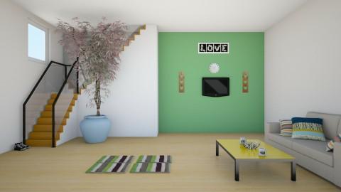 im living the greens - Living room - by kelseysun