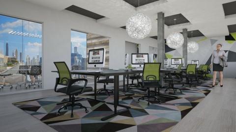 office - by queeniecharlie