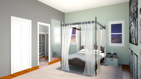 lower level bedroom  - Bedroom - by gracebc