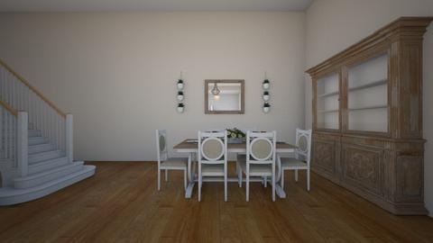dining - Dining room - by aviciedo