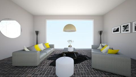 living room 2 - by valcarona